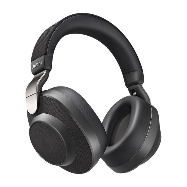 Jabra Elite 85h Wireless Headphones in titanium black