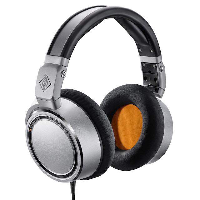 Neumann NDH 20 Studio Headphones left angle view