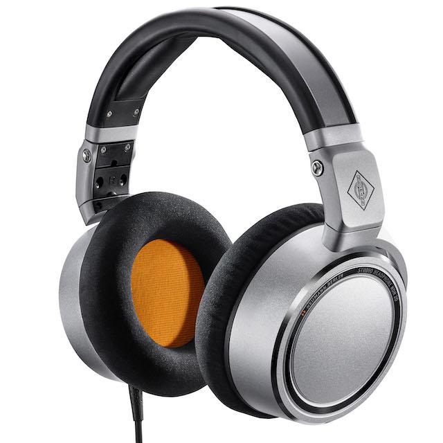 Neumann NDH 20 Studio Headphones right angle view