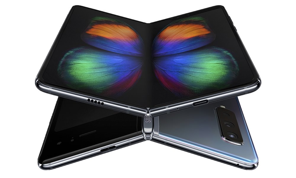 Samsung Galaxy Fold Phone (2019)