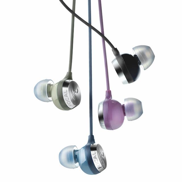 Focal Sphear Wireless In-Ear Headphone Colors