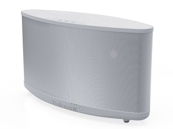 Axiom Audio AxiomAir N2 Wireless Speaker in White