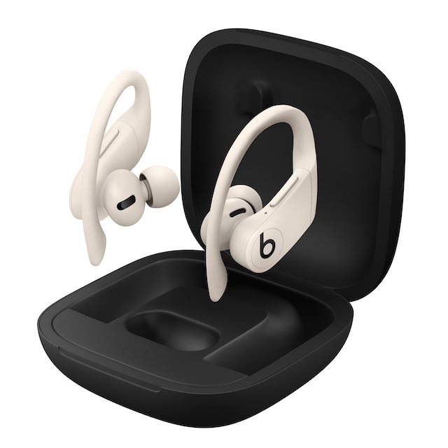 Beats PowerBeats Pro in ivory with charging case