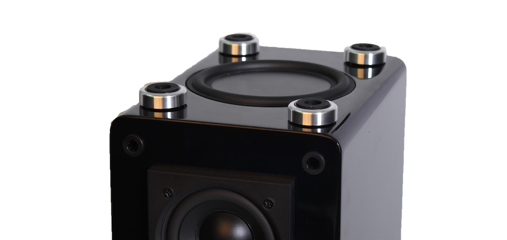 Atlantic Technology FS-252 Speaker Bottom View