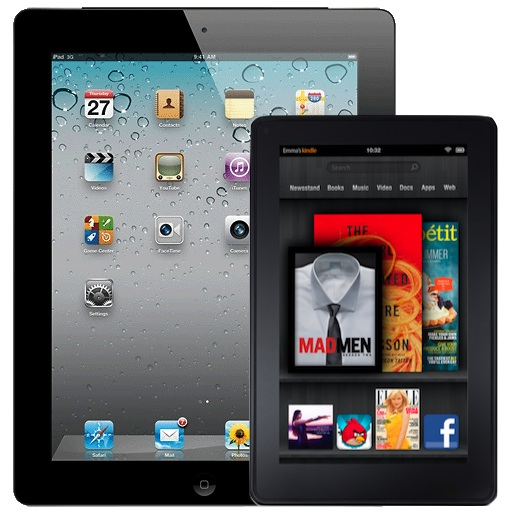 Kindle Vs Sony Reader: Amazon Kindle Fire Vs. Apple IPad 2