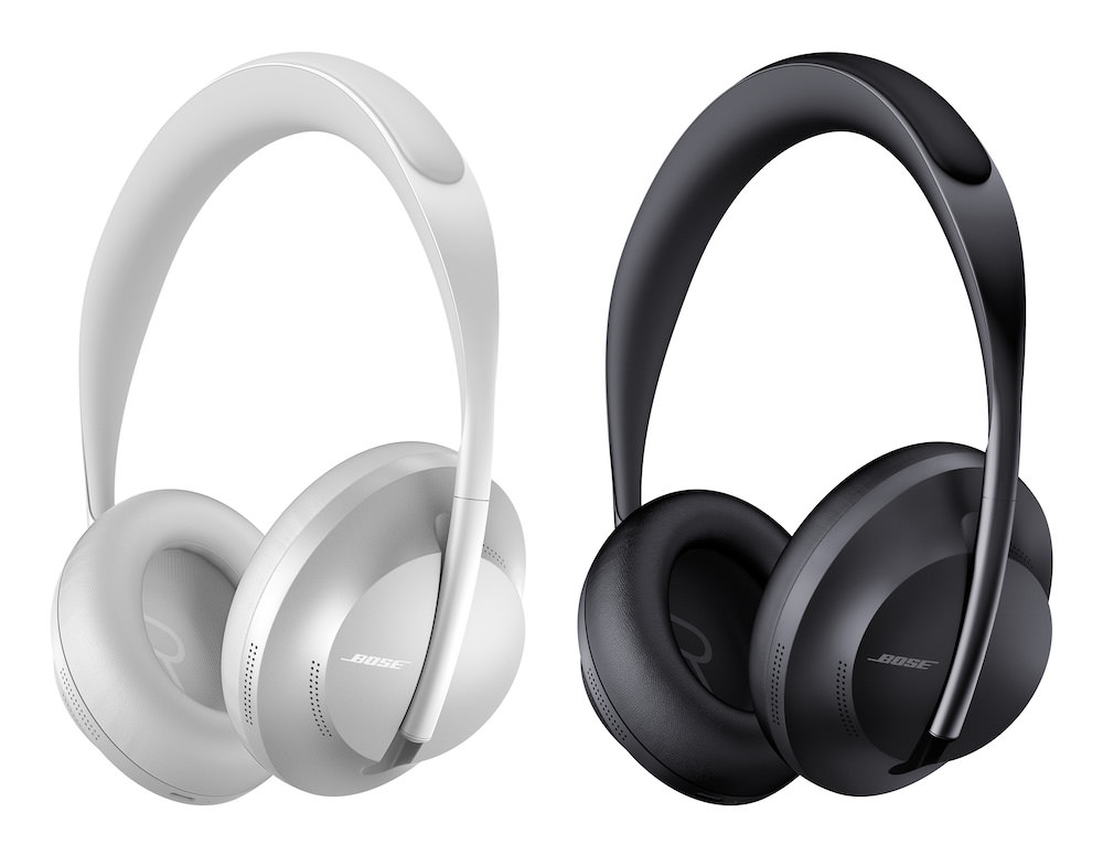 Bose Noise Cancelling Headphones 700 in Luxe Silver and Black