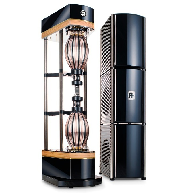 Mbl 101 X Treme Omnidirectional Floorstanding Loudspeakers