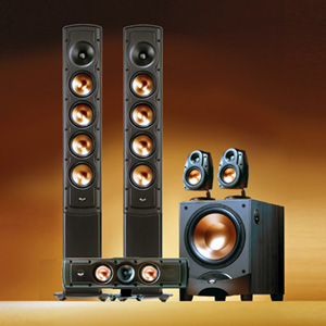 Klipsch Rvx 54 Home Theater Speaker System Review