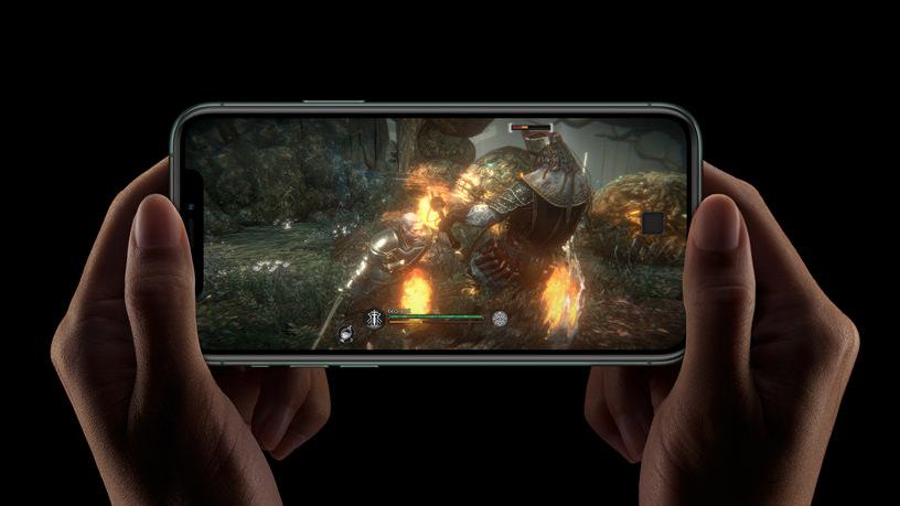 Apple iPhone 11 Pro A13 Bionic