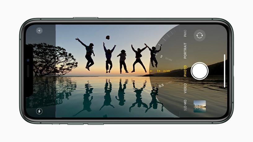Apple iPhone 11 Pro Ultra Wide Camera