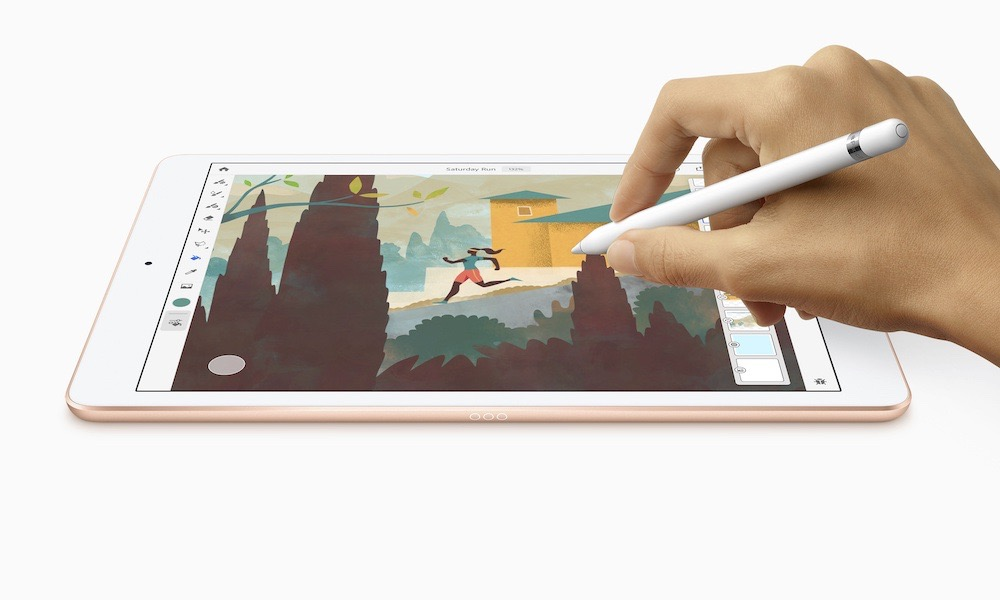 Apple iPad 10.2-inch 7th generation with Pencil