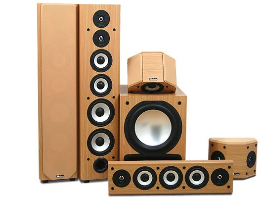Axiom Audio Epic 80 Home Theater Speaker System Review - ecoustics.com