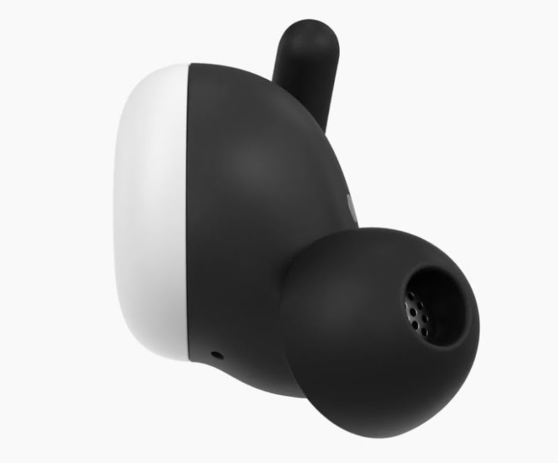 Google Pixel Buds (2020) Clearly White Front