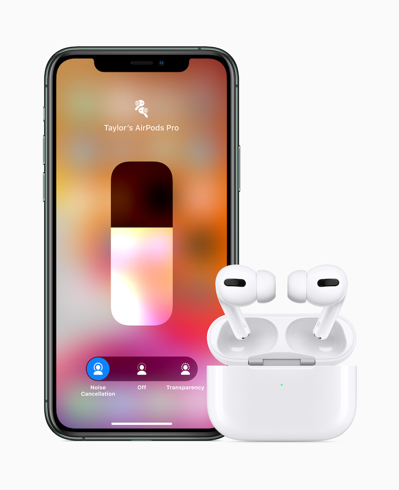 Apple AirPods Pro Modes