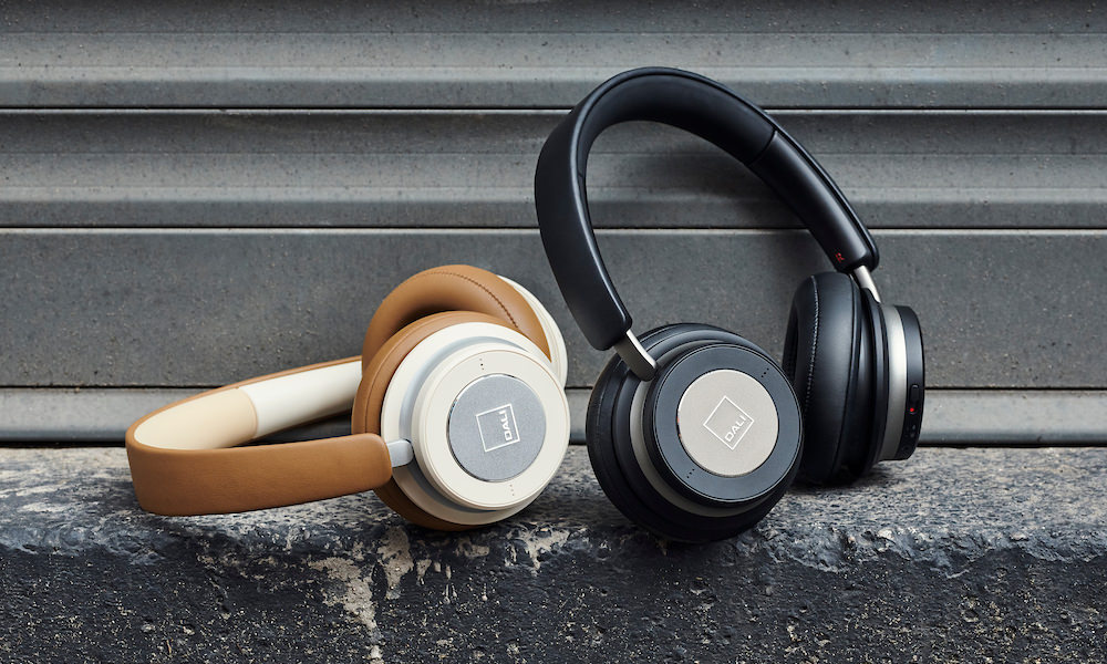 DALI IO-4 and IO-6 Wireless Headphones