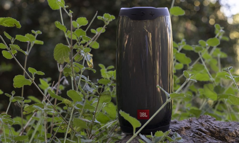 JBL Pulse 4 Bluetooth Speaker with Lights Off