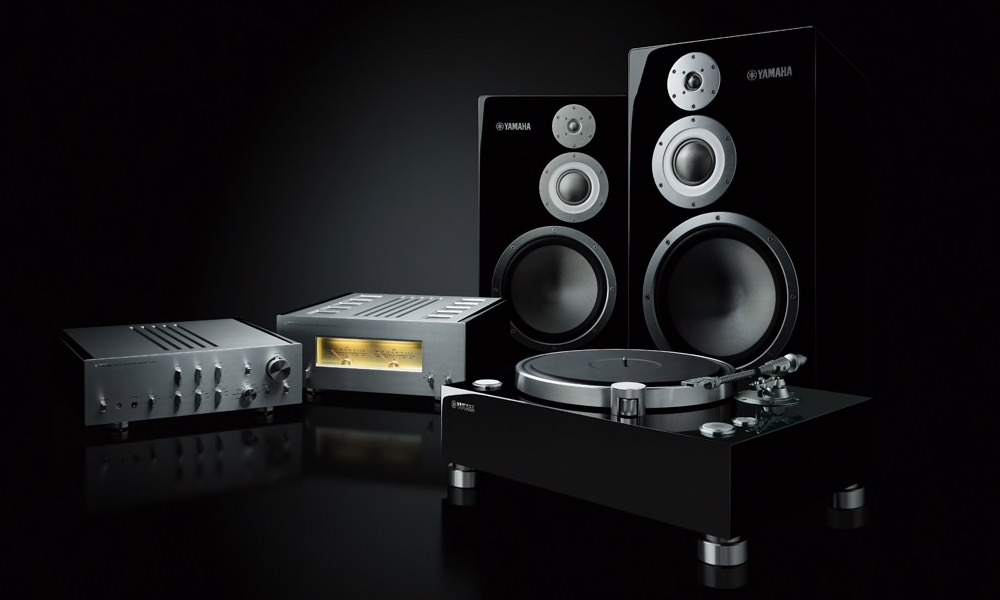 Yamaha 5000 Series Premium Hi-Fi Audio Components