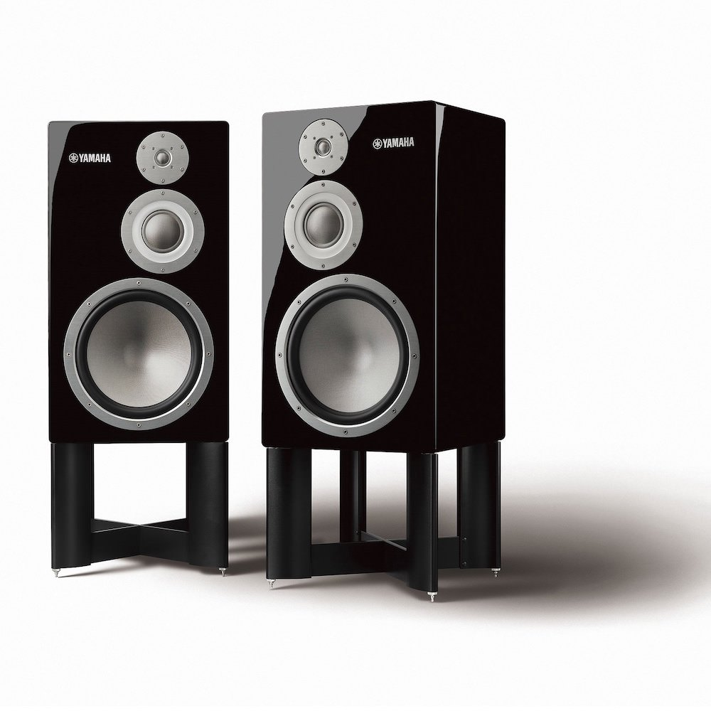 Yamaha NS-5000 Loudspeakers with stands