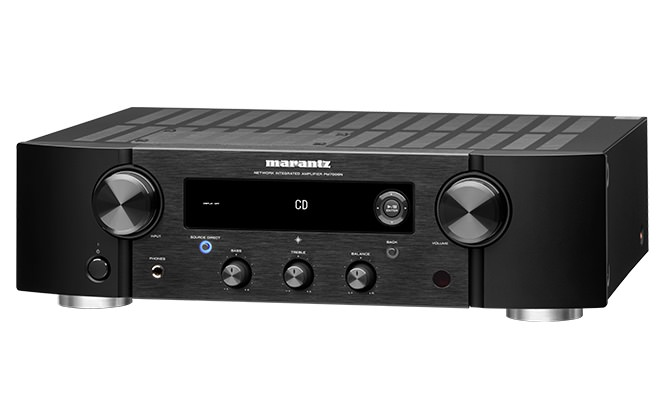 Marantz PM7000N Integrated Stereo Amplifier with HEOS Built-in
