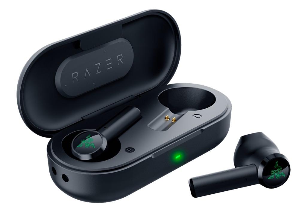Razer Hammerhead True Wireless Earbuds With Case (2019)