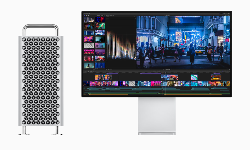 Apple Mac Pro and Pro Display XDR (2019)