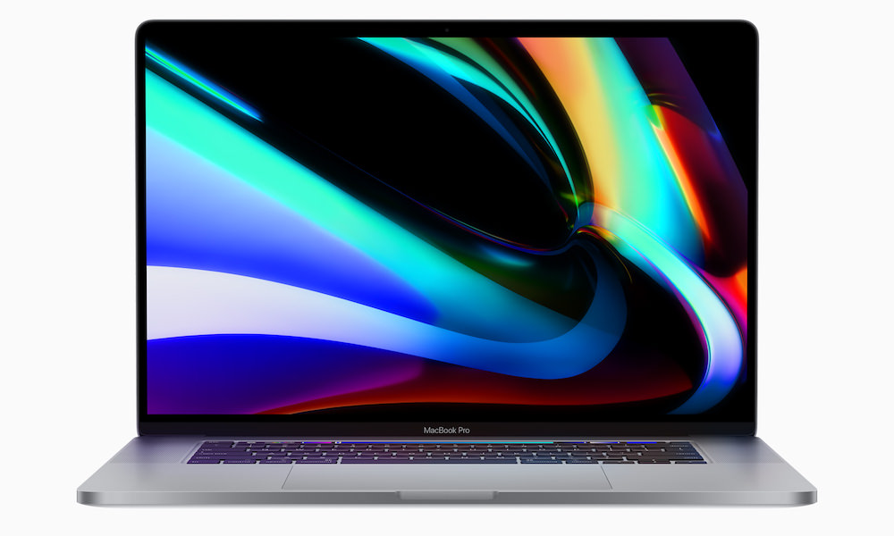 Apple 16-inch MacBook Pro (Late 2019)