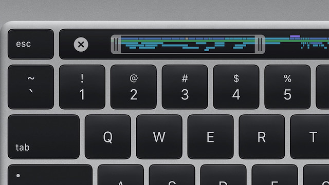 Apple 16-inch MacBook Pro New Magic Keyboard (Late 2019)