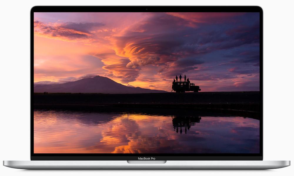 Apple 16-inch MacBook Pro Retina Display (Late 2019)