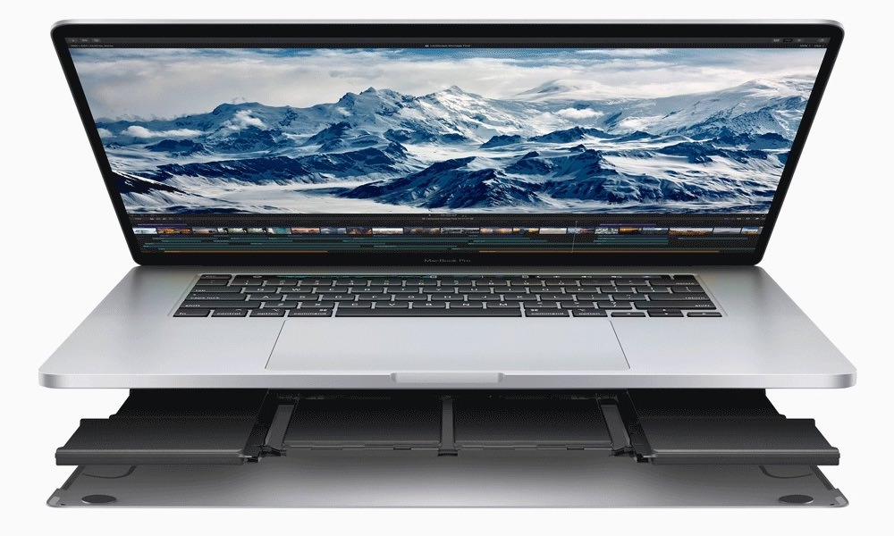 Apple 16-inch MacBook Pro Battery Internals (Late 2019)