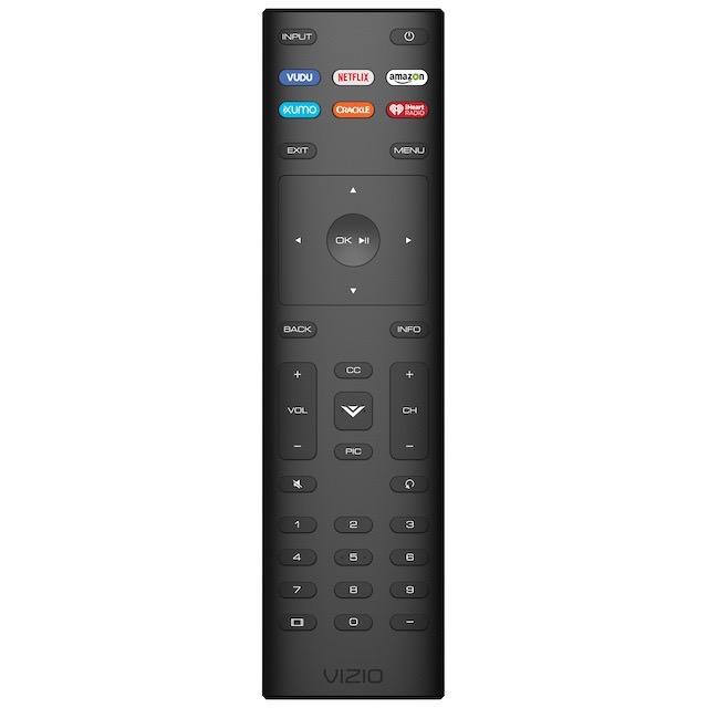 Vizio XRT136 Remote Control for M-Series Quantum TVs