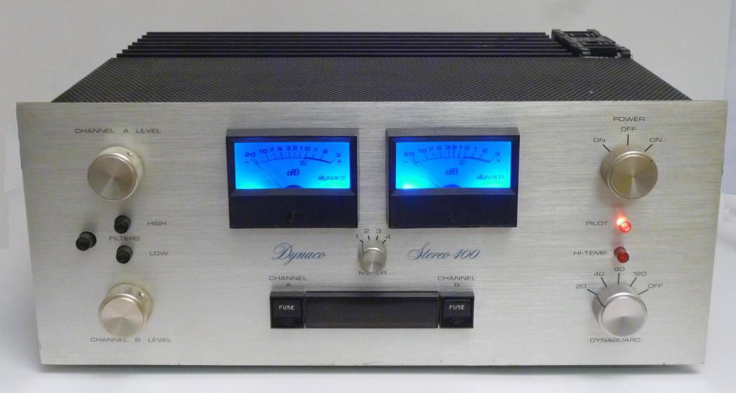 Dynaco Stereo 400 Amp