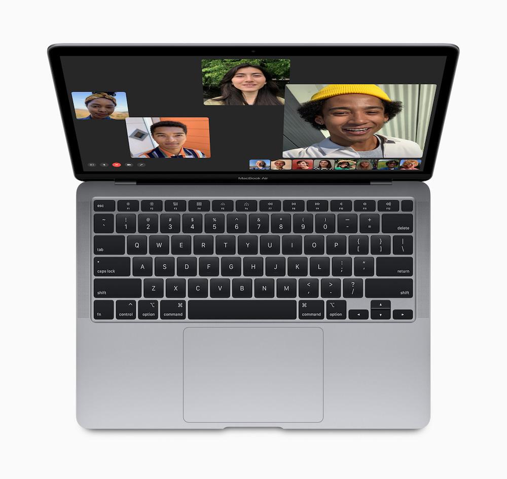 Apple MacBook Air FaceTime Screen (2020)