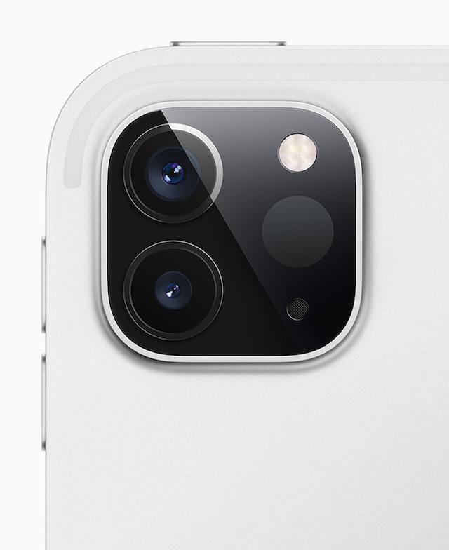 Apple iPad Pro (2020) Cameras