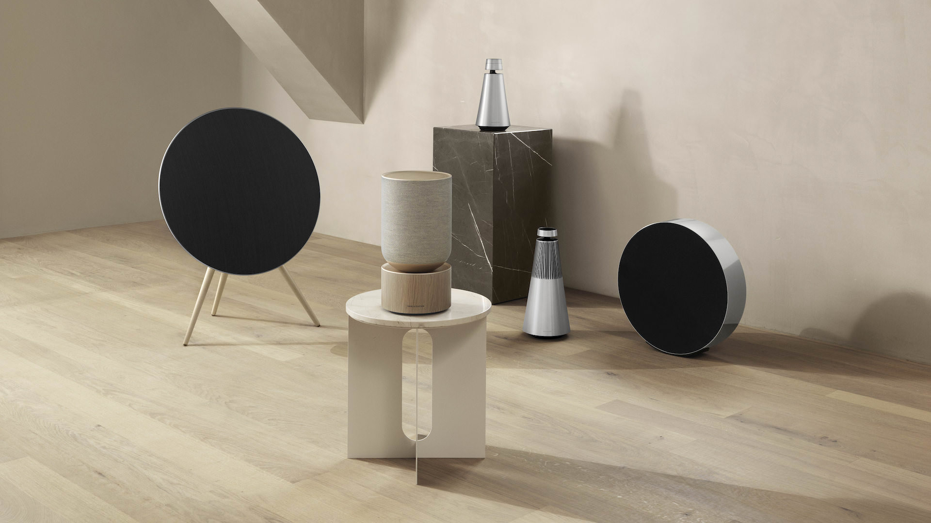 Beosound Balance with other Bang & Olufsen Speakers