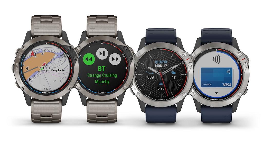 Garmin quatix 6 GPS Smart Watches