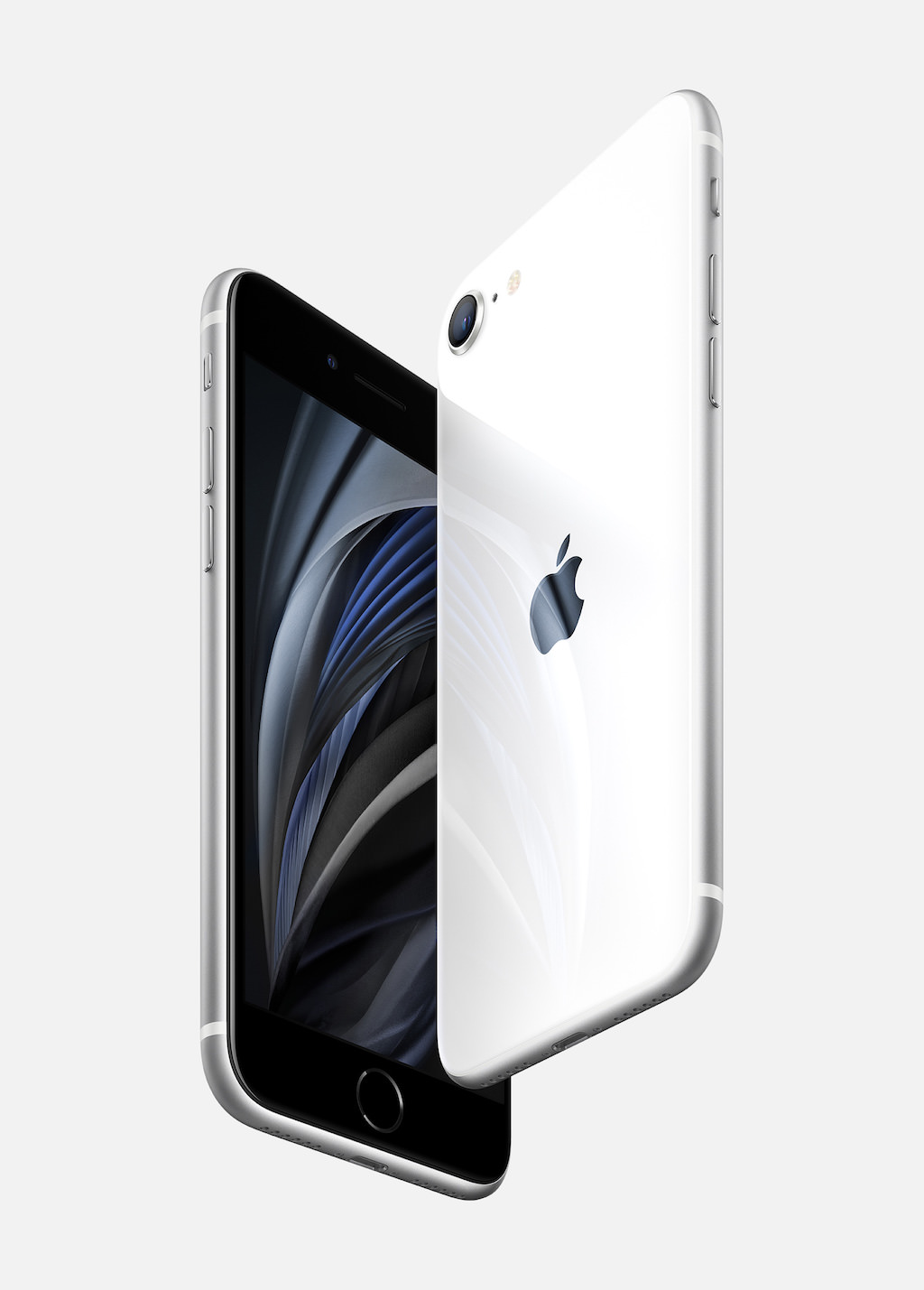 Apple iPhone SE (2nd Generation, 2020 model) Smartphone in White