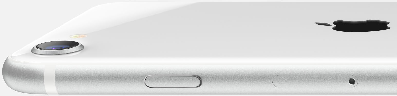 Apple iPhone SE (2nd Generation, 2020 model) White