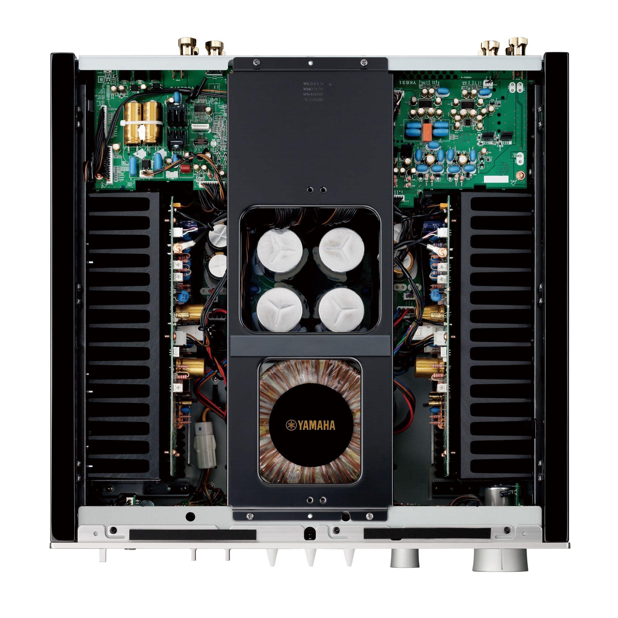 Yamaha A-S1200 Integrated Amplifier Interior