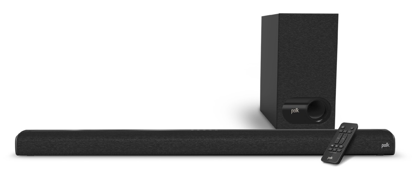Polk Audio Signa S3 Sound Bar with Wireless Subwoofer