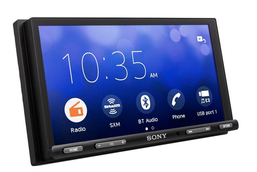 Sony XAV-AX5500 In-Dash Car Head Unit