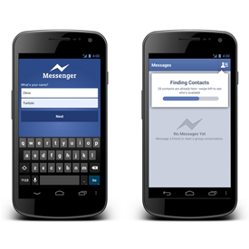 Facebook Messenger Phone