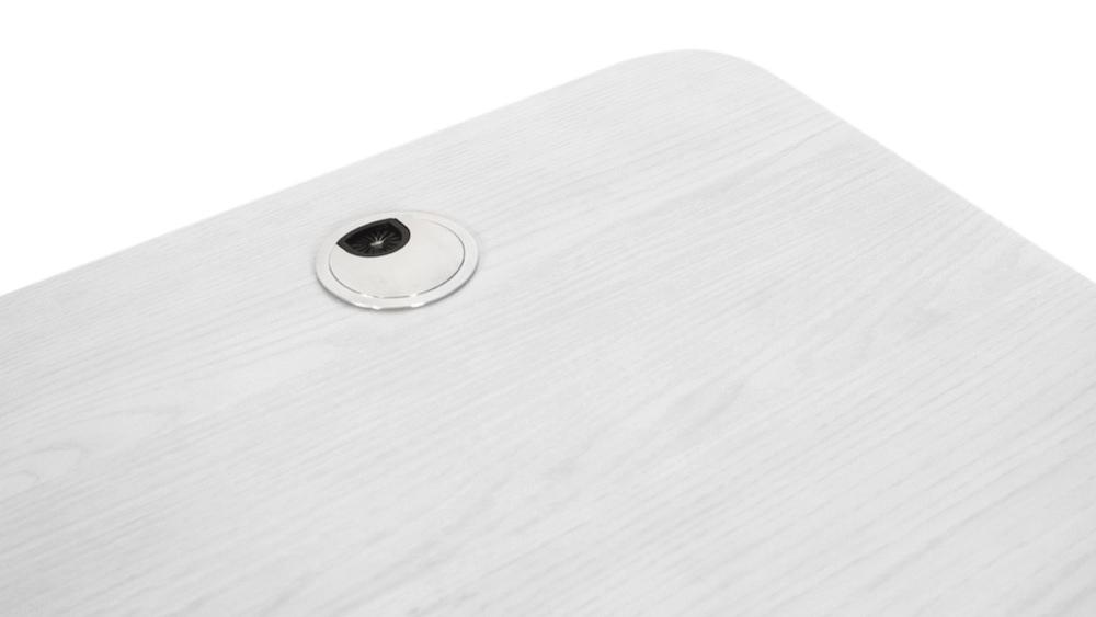 Autonomous Smartdesk 2 white oak color option