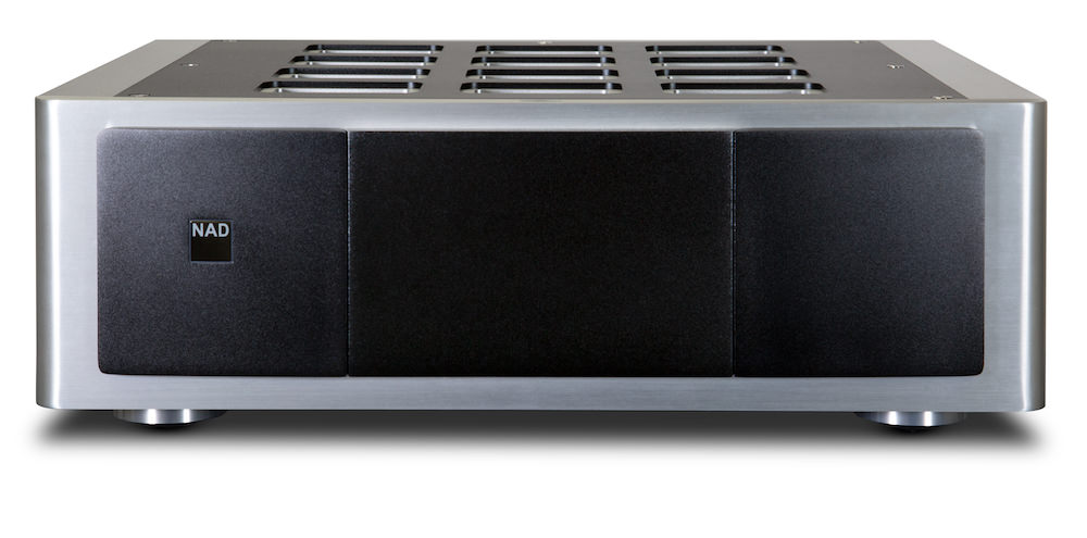 NAD Masters Series M28 Seven Channel Amplifier Front