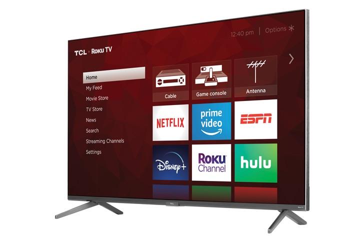 TCL 6-series Roku TV