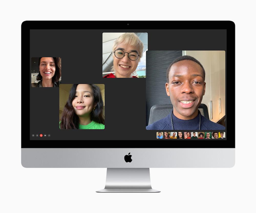 Apple iMac 27-inch (2020) FaceTime