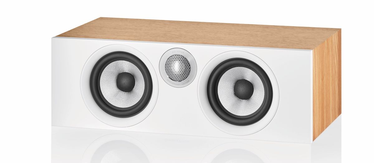 Bowers & Wilkins HTM6 S2 Anniversary Edition Oak with Reflections