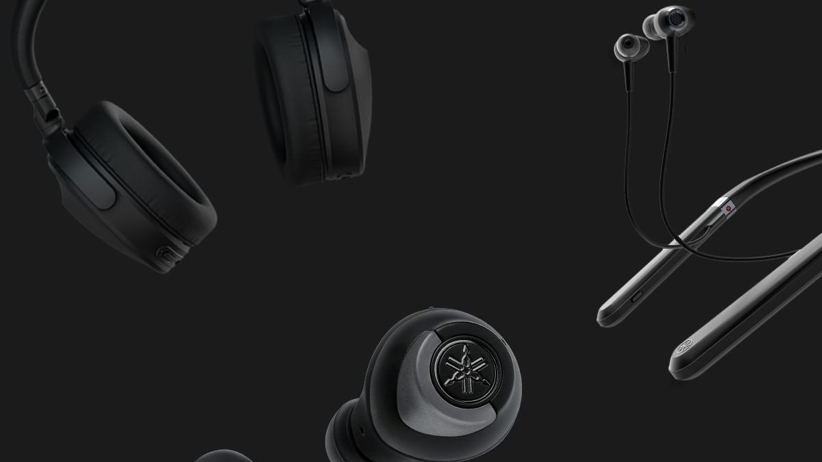 2020 Yamaha Wireless Headphones