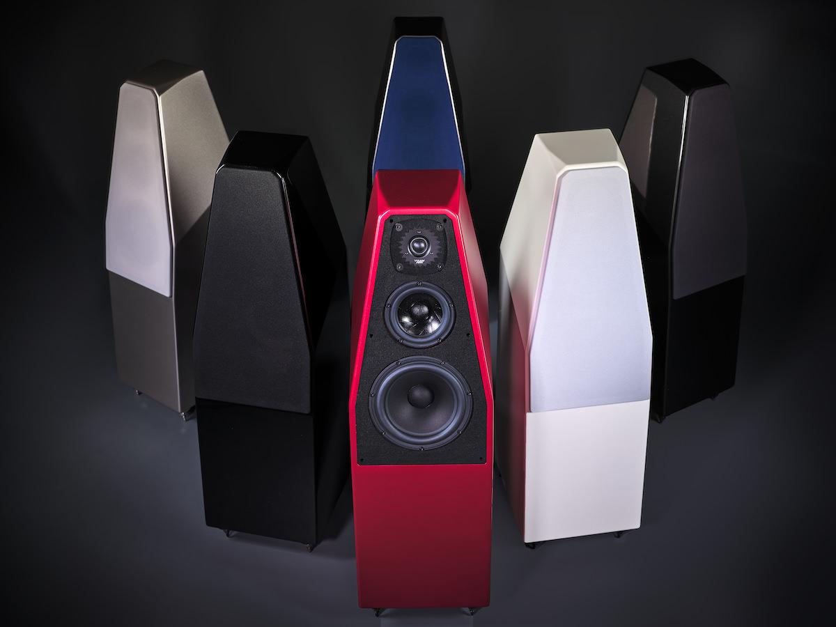 Wilson Audio SabrinaX Loudspeaker Colors