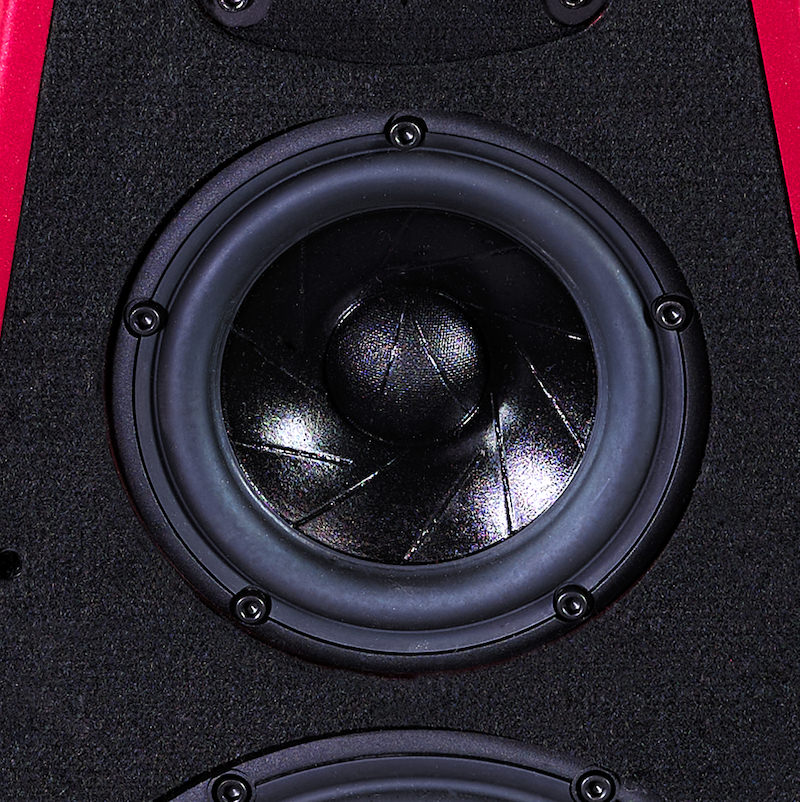 Wilson Audio SabrinaX Midrange