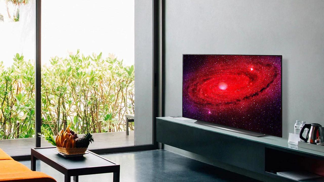 LG OLED77CXPUA 77-inch 4K OLED TV (2020)